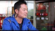 L'auto anfibia di Xiong Jian, Cina