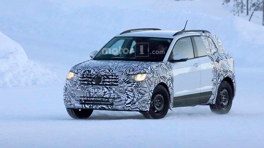 Voici le futur Volkswagen T-Cross