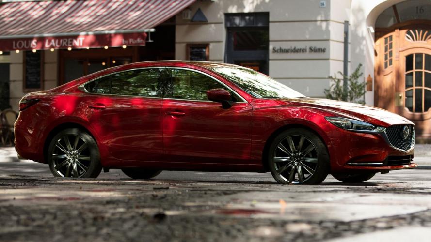 Mazda 6 restyling, cambia tanto senza darlo a vedere