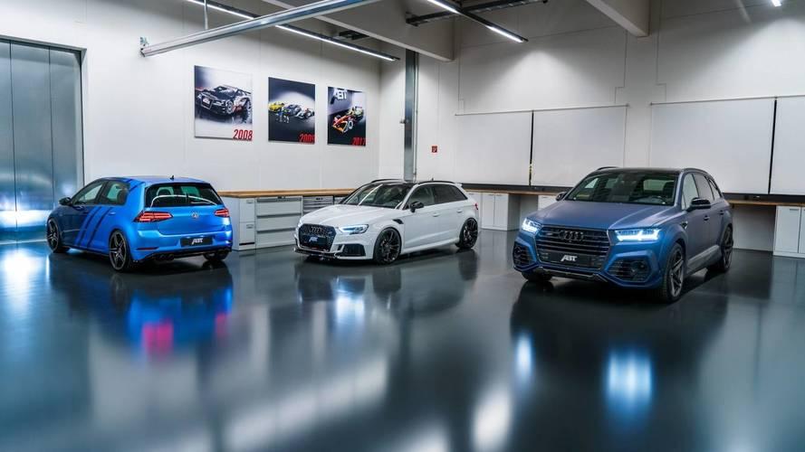 Megmutatta az ABT, mivel készül az idei Essen Motor Show-ra
