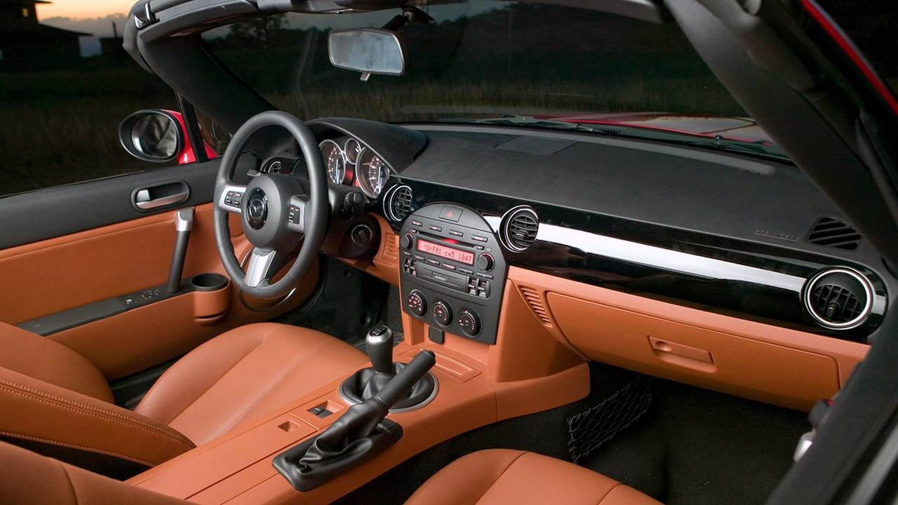 Mazda MX-5 NC2
