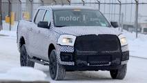 2019 Ford Ranger Spy Photos