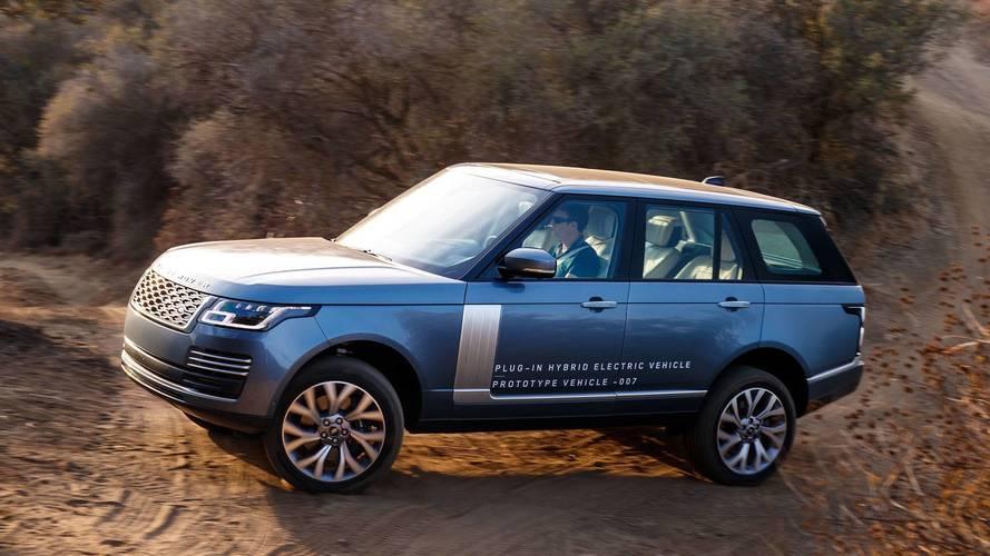 2019 Land Rover Range Rover P400e: İlk Sürüş