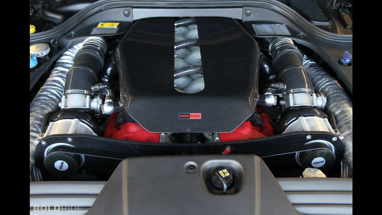 Novitec Rosso Ferrari SA Aperta