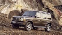 Az új Mercedes-Benz G-osztály