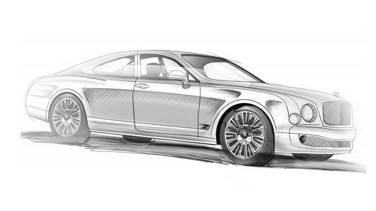 Ares Design Bentley Mulsanne Coupe