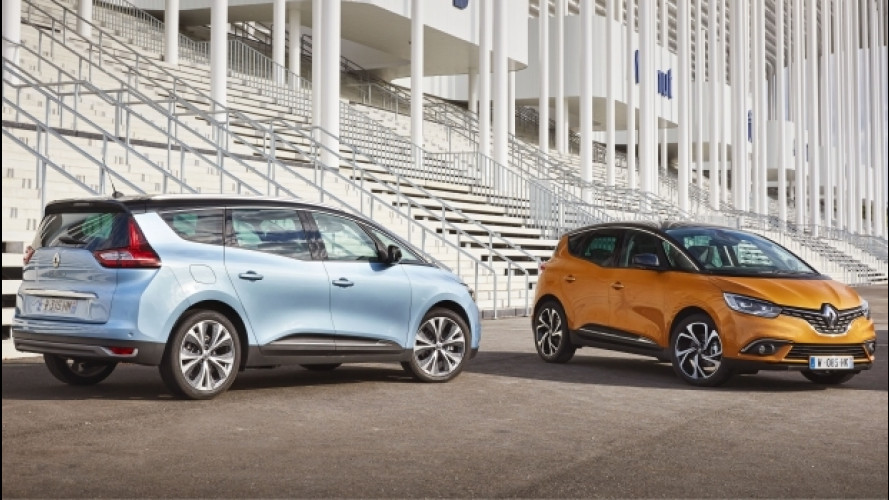 Nuova Renault Scenic, meglio a 5 o a 7 posti?