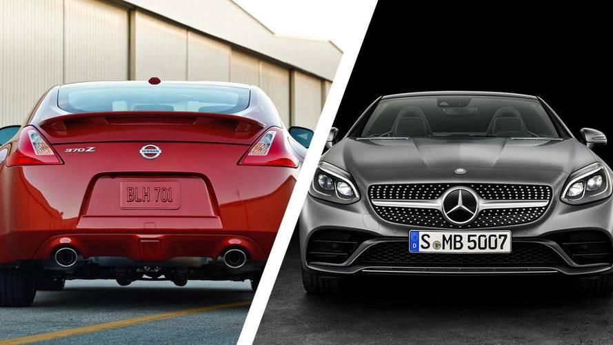 Nissan e Mercedes al lavoro insieme su una sportiva?