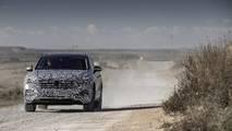 2018 VW Touareg teaser