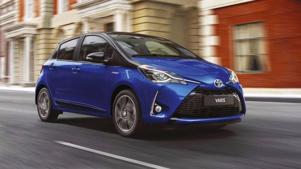 14 - Toyota Yaris