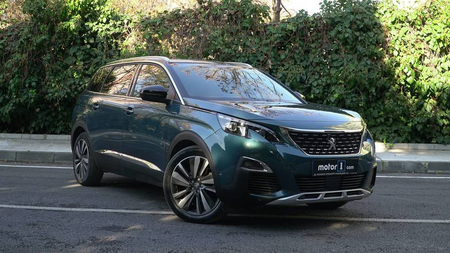 2017 Peugeot 5008 1.6 BlueHDI GT Line   Neden Almalı?