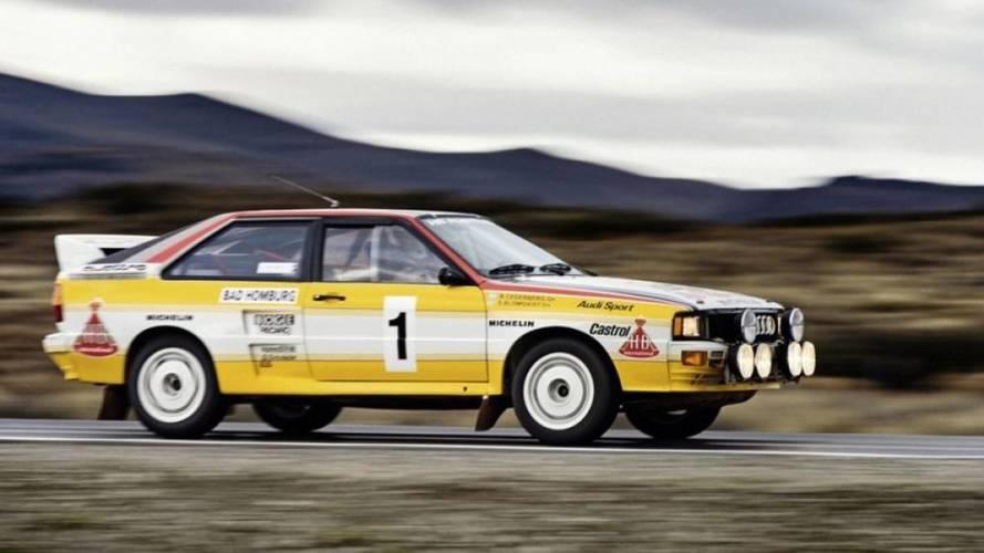 Vidéo - Audi rend hommage à la Quattro Sport de 1984