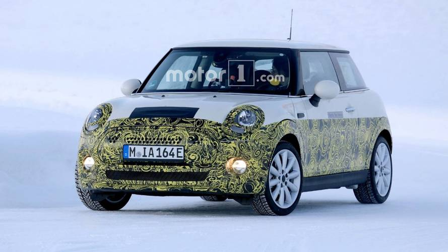 Mini Cooper Electric Returns In New Spy Photos