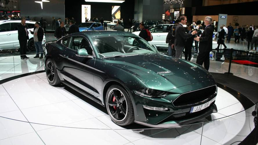 gen ve 2018 la ford mustang bullitt d barque en europe. Black Bedroom Furniture Sets. Home Design Ideas