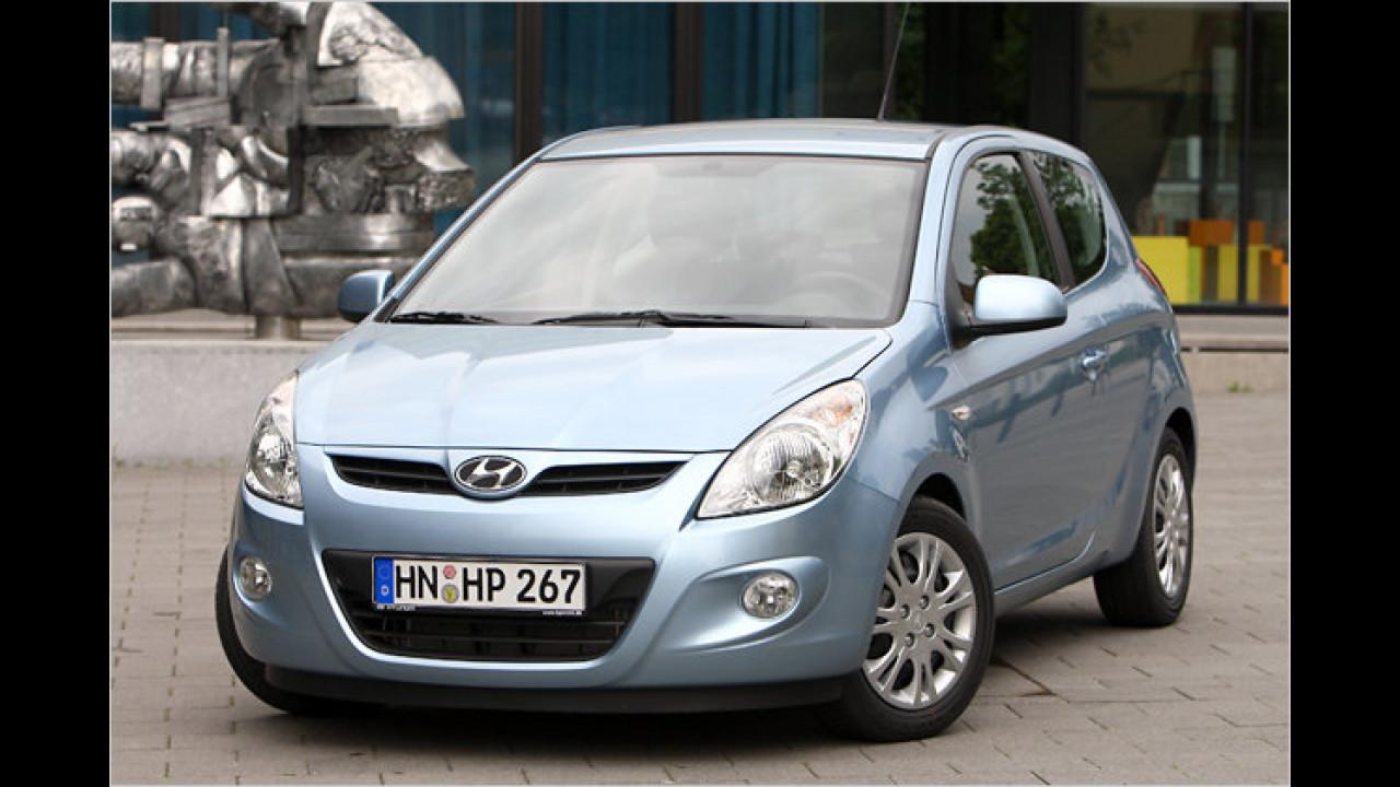 Hyundai i20 1.2 LPG Classic