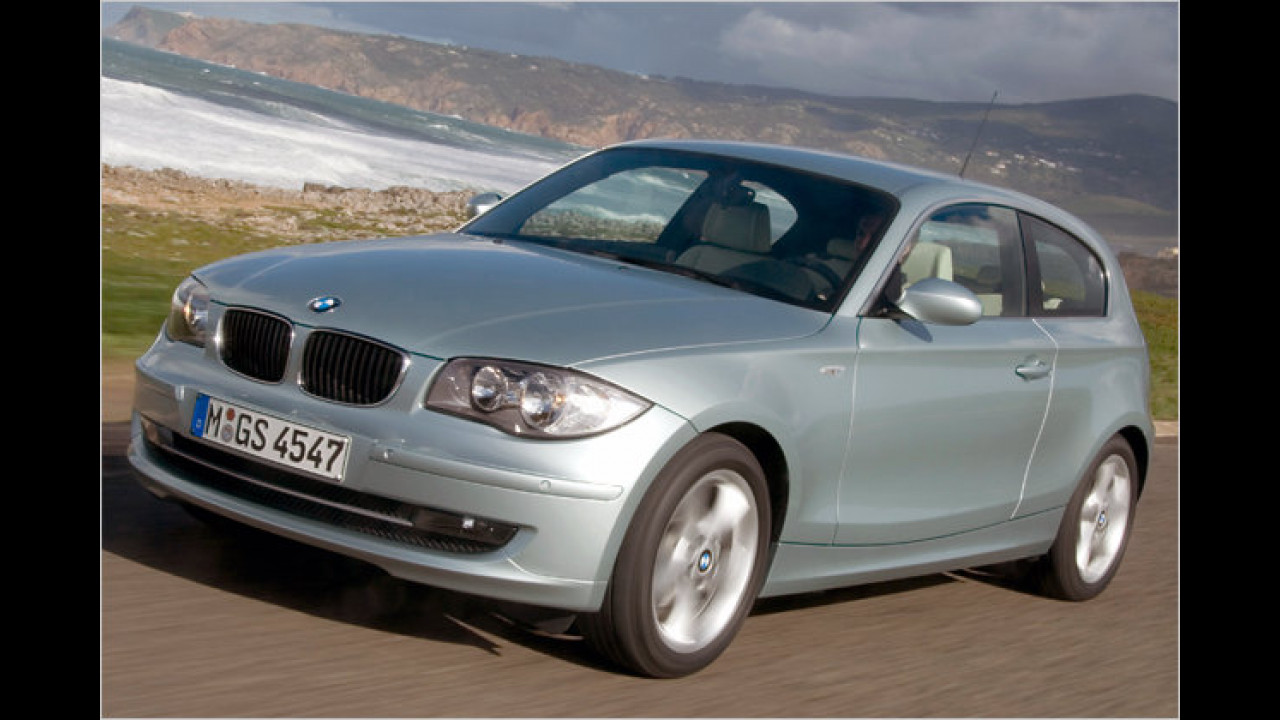 BMW 116d 3-türig