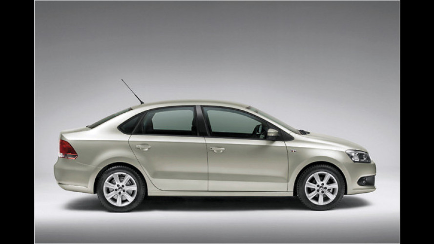 VW: Kleinste Chauffeurs-Limousine in Indien vorgestellt