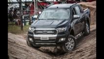 Perto de renovar, Ford Ranger passa de 700 mil unidades na América do Sul