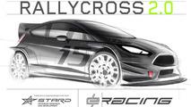 Electric Rallycross