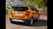 Irmão do Tracker, Opel Mokka X reestilizado começa a ser vendido na Europa