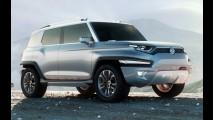 SsangYong prepara entrada nos EUA com rival do Jeep Wrangler