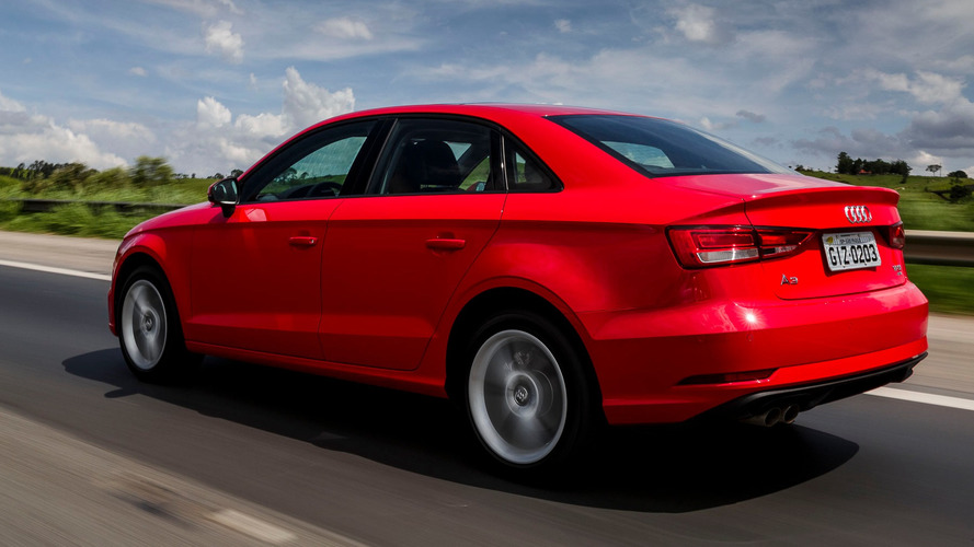Audi A3 Sedan reestilizado chega ao Brasil