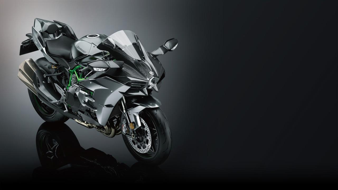 Kawasaki Ninja h2 carbon #11