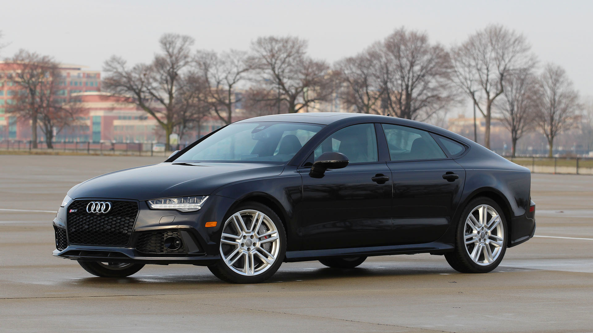 Audi Rs7 0 60 >> 2017 Audi RS7 Review: The only car you'll ever need