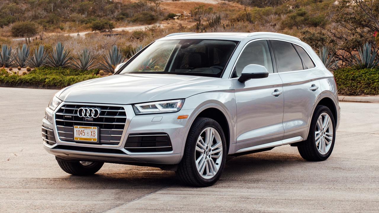 2018 Audi Q5 First Drive Evolution Not Revolution