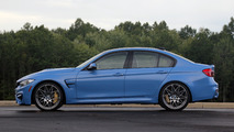 2016 BMW M3: Review