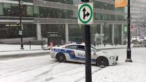 Snowstorm causes bumper car-like mayhem in Montreal