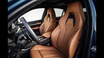 Nuova BMW X6 M