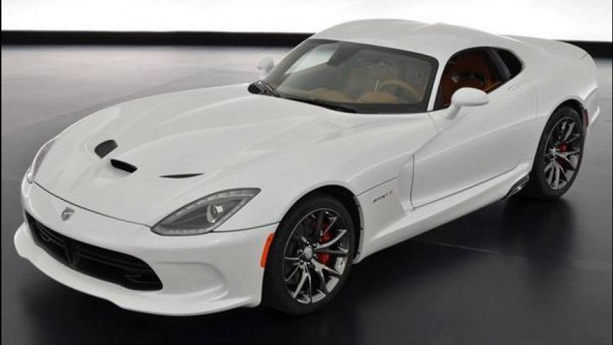 SRT Viper GTS Sons of Italy Foundation