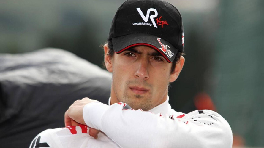 Virgin plays down 2011 di Grassi exit talks