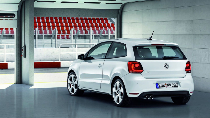 2011 VW Polo GTI First Photos Details Revealed