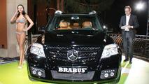 Brabus Widestar Mercedes GLK