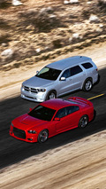 2011 Dodge Charger SRT8 & Dodge Durango Heat - 09.2.2011