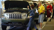 All New Jeep Liberty Production launched
