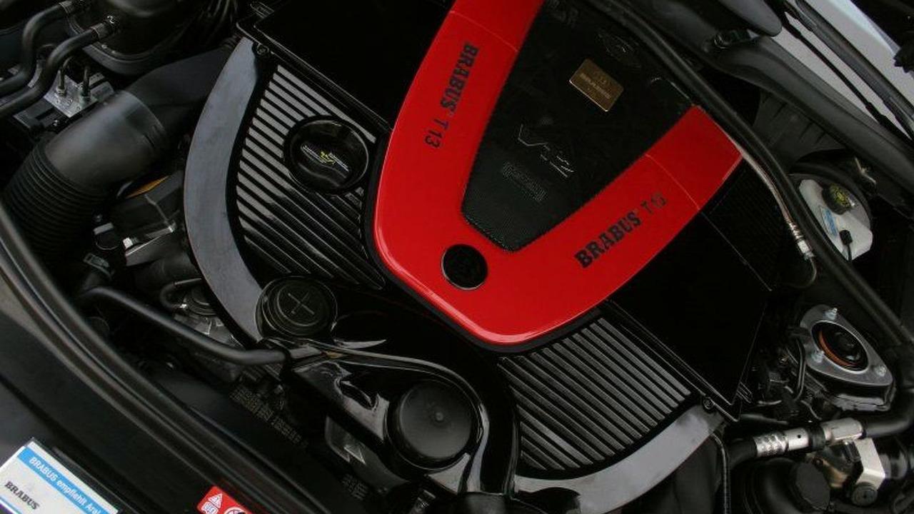 BRABUS V12 Biturbo with T13 Power Kit
