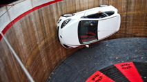Mazda2 conquers the Wall of Death 03.04.2012