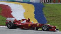 2012 Malaysian Grand Prix - RESULTS