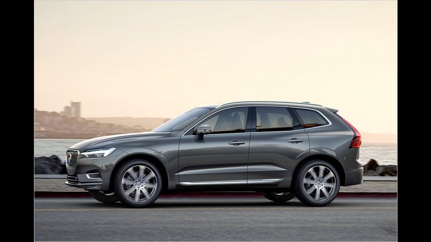 Der neue Volvo XC60! Nicht sportlich genug?
