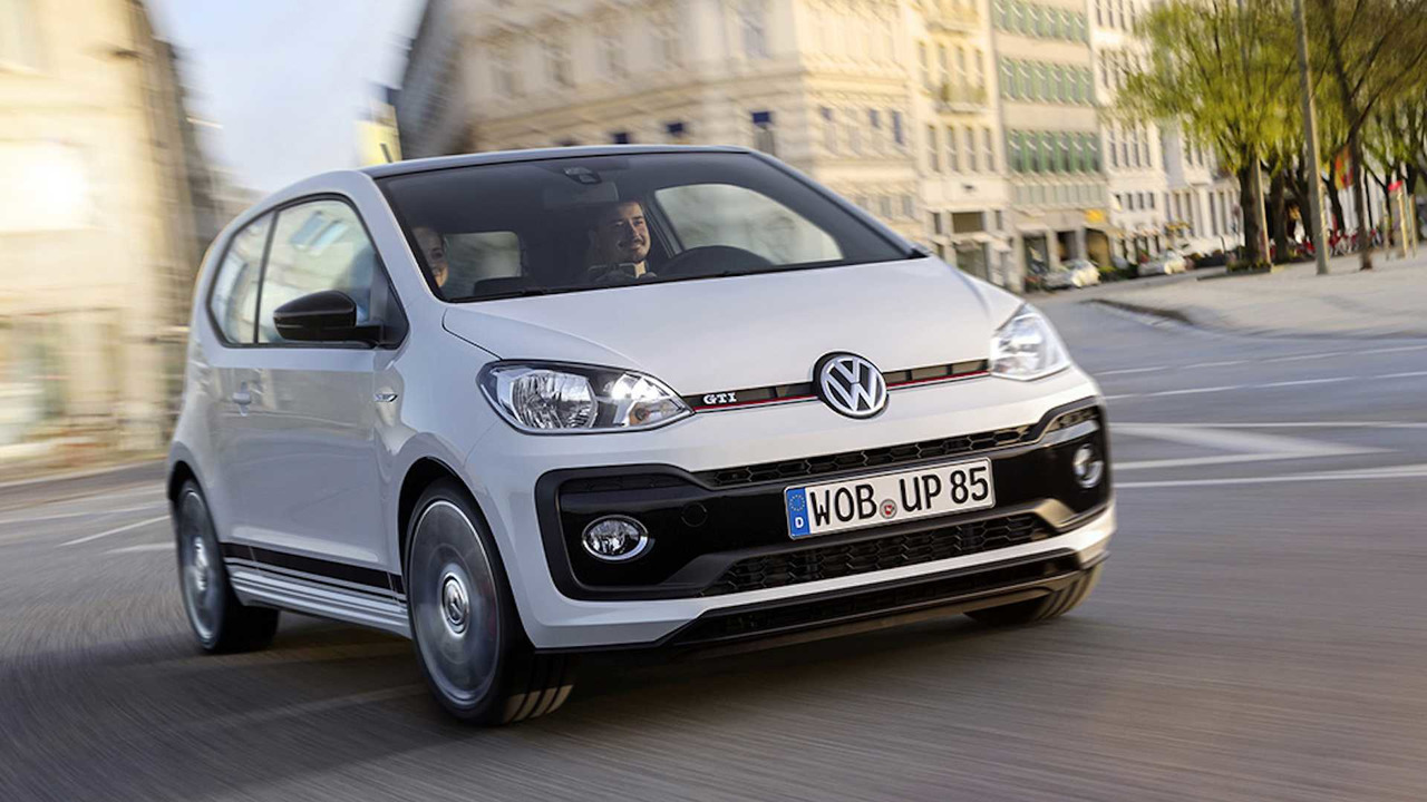 Volkswagen up! GTI 2017