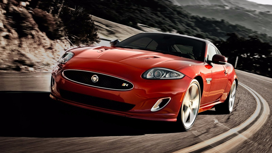 2021 Jaguar XK Reportedly Planned As Four-Seater F-Type