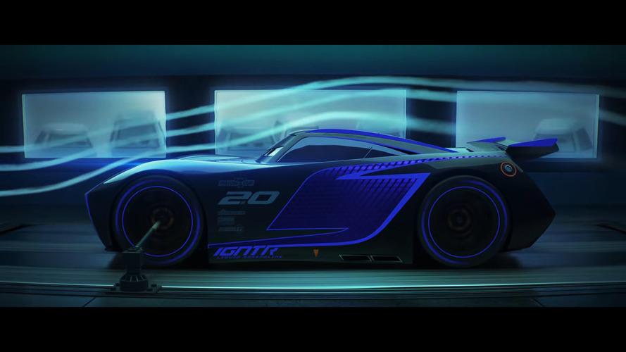 Cars 3 Extended Trailer