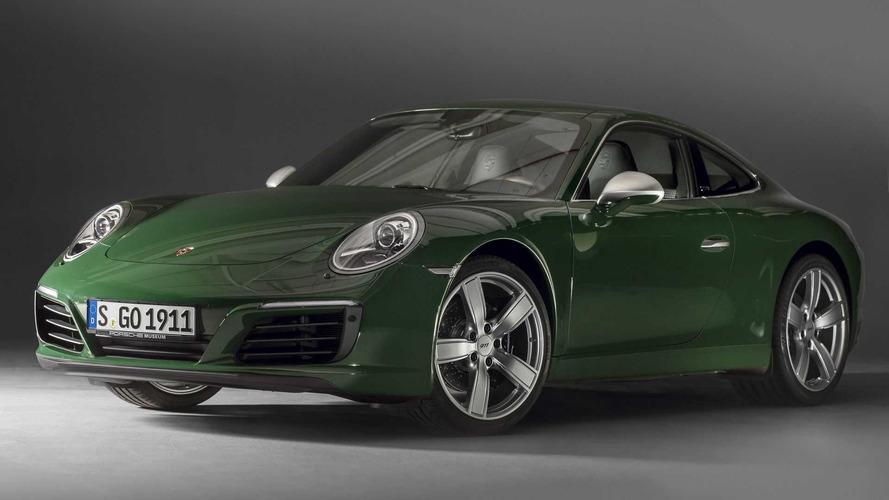 Porsche Builds One-Millionth 911