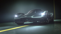 Aston Martin Valkyrie: AM-RB 001 hypercar is christened