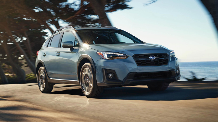 2018 Subaru Crosstrek Headed To NY With 152 HP