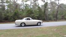 Roger Moore's Volvo P1800 from The Saint