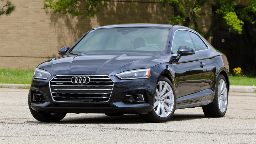 2018 Audi A5 Review: Getting Pretty Close To Faultless